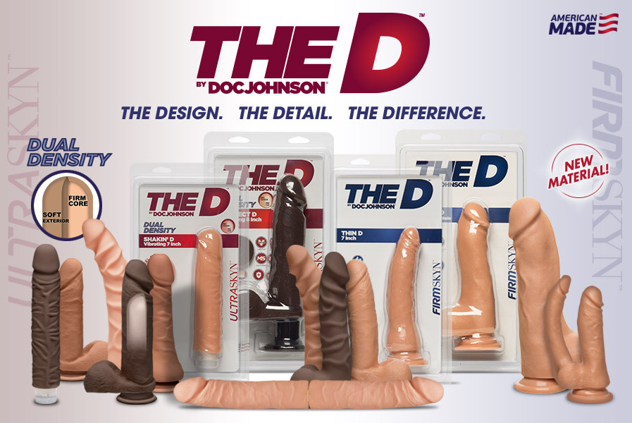 Shop The D Products