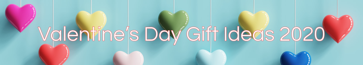 Good Vibes Valentine's Day Gift Guides
