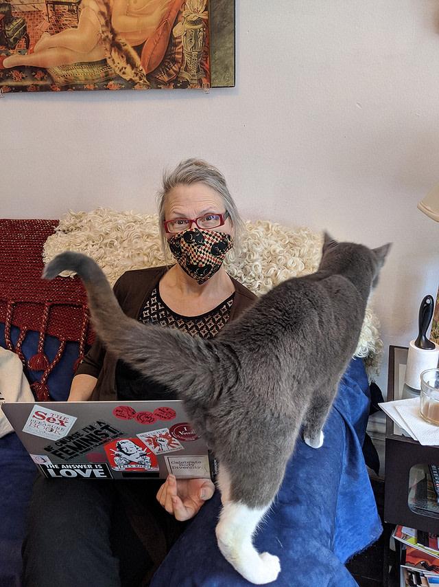 Carol & Kitty