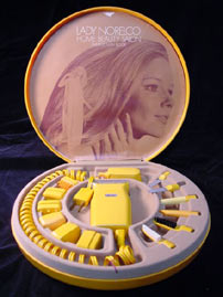 Lady Norelco Home Beauty Salon, c. 1970