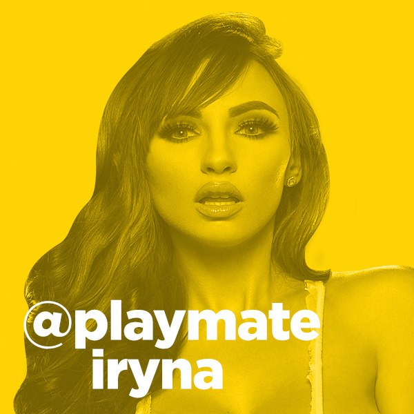 Main Squeeze @Playmate.Iryna
