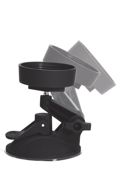 Main Squeeze Suction Mount
