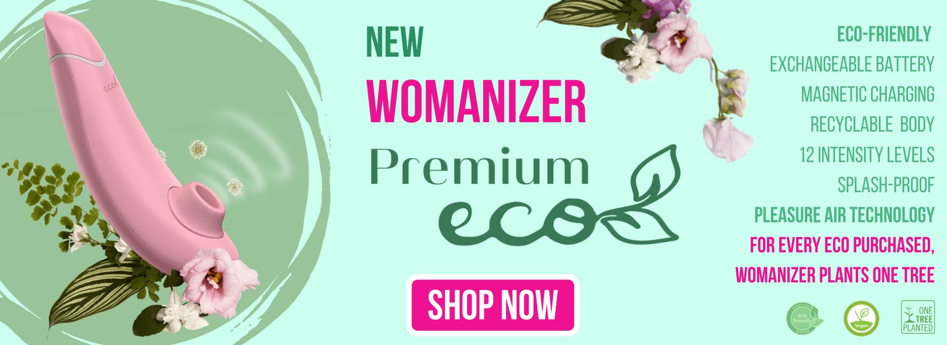 Womanizer Premium Eco