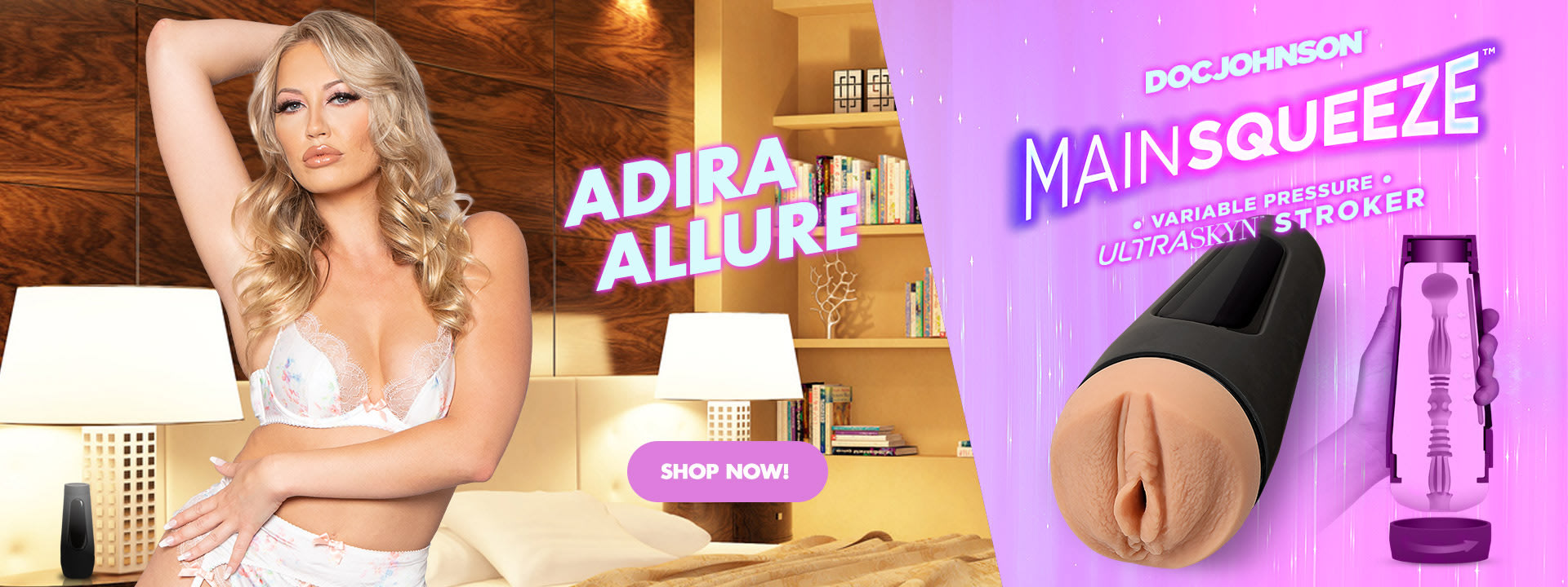 Adira Allure Stroker