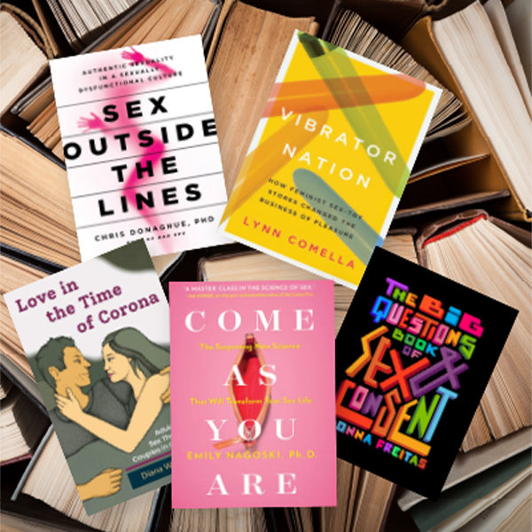 Books from the sexual library