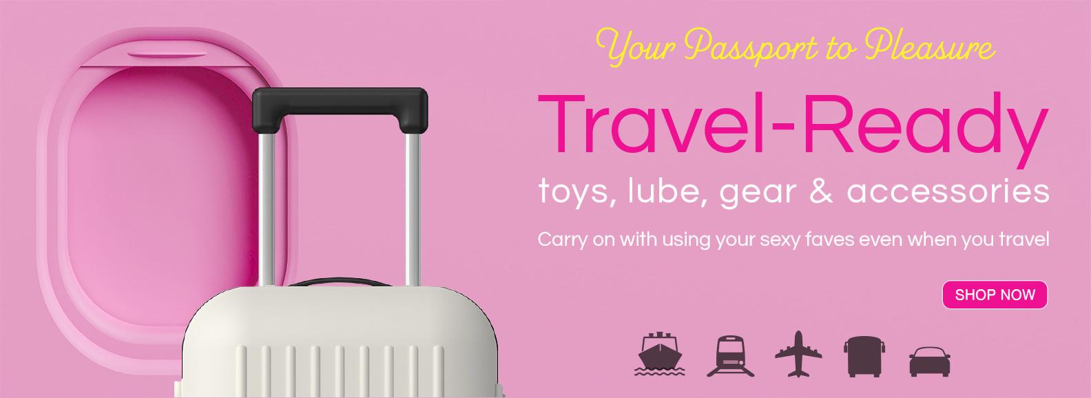 Travel-Ready Toys