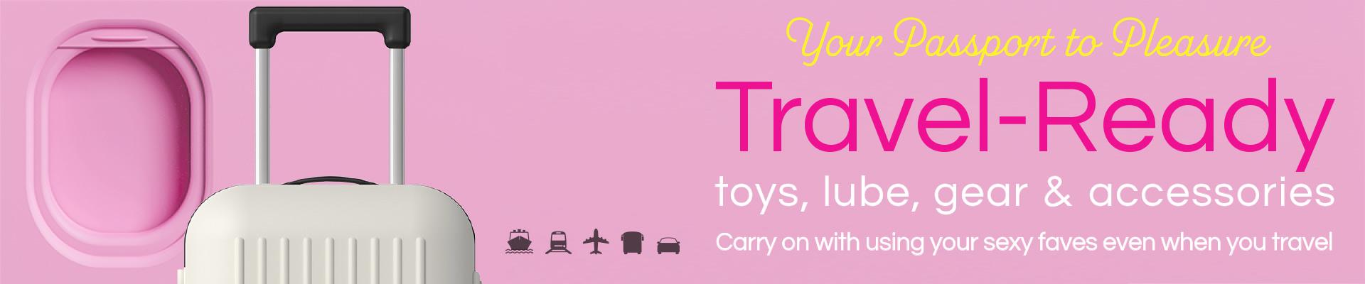 Travel Ready Toys