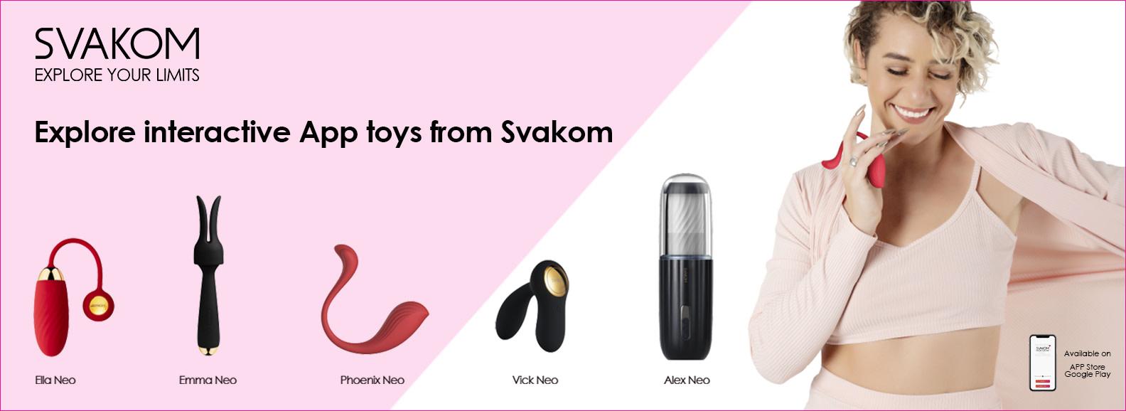 Svakom Products