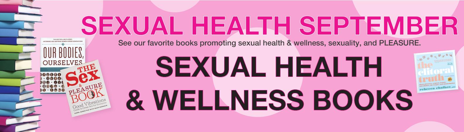 Sexual Wellness Books