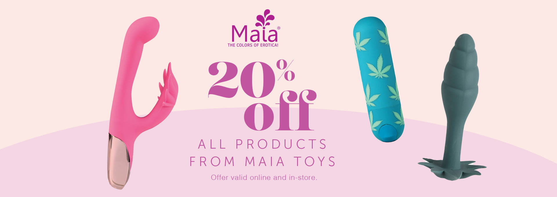 20% OFF All Maia Toys
