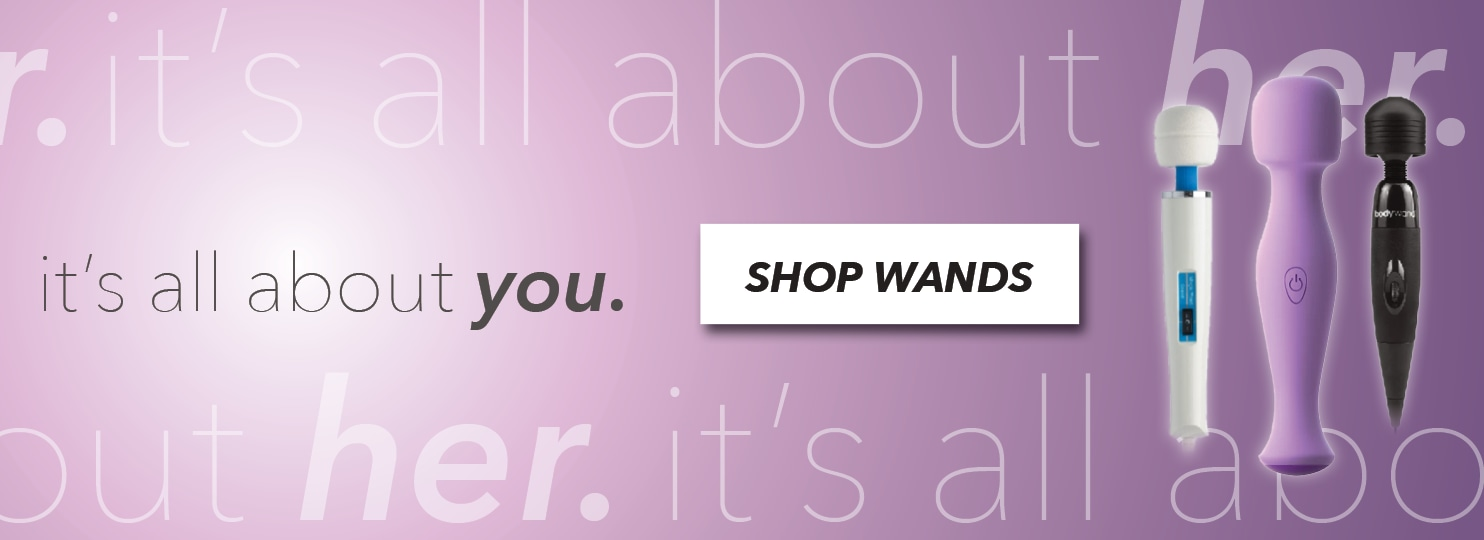 Power Wands - It's all about you!