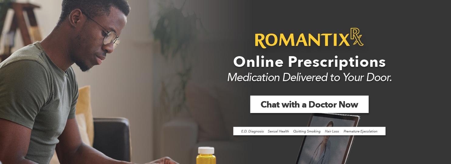 RomantixRX - Online Prescriptions