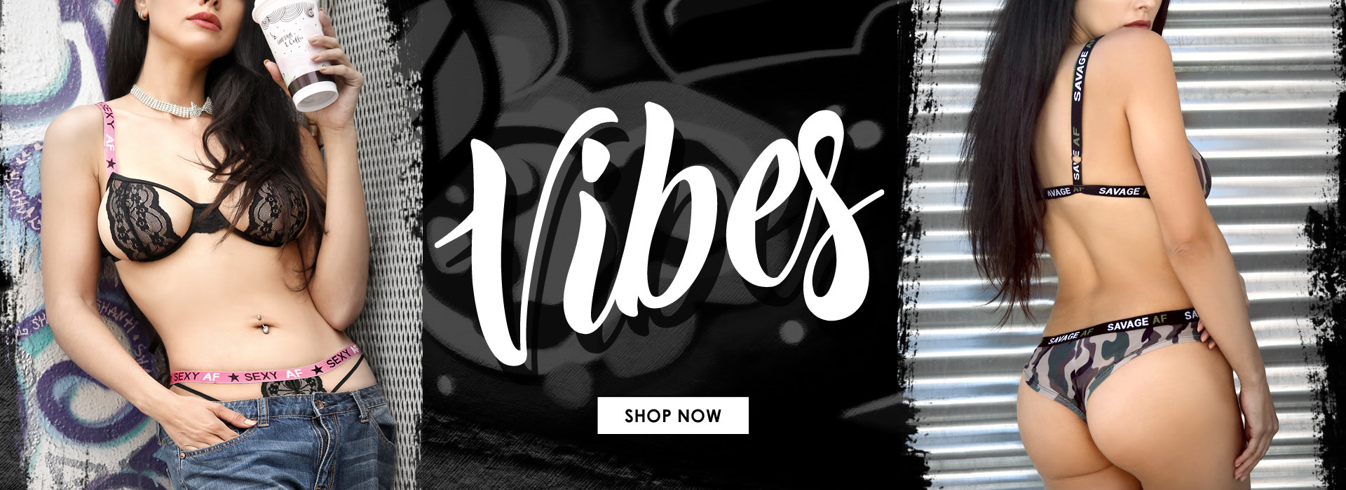Shop Our Vibes Collection