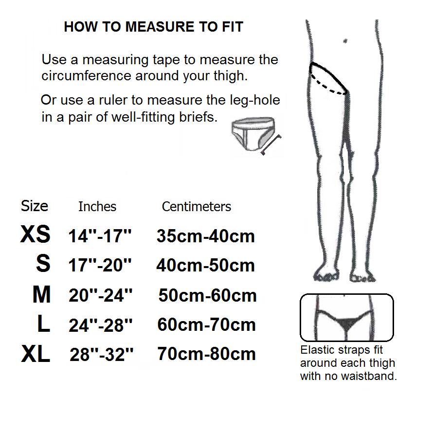 Slingshot STP Harness Sizing Info