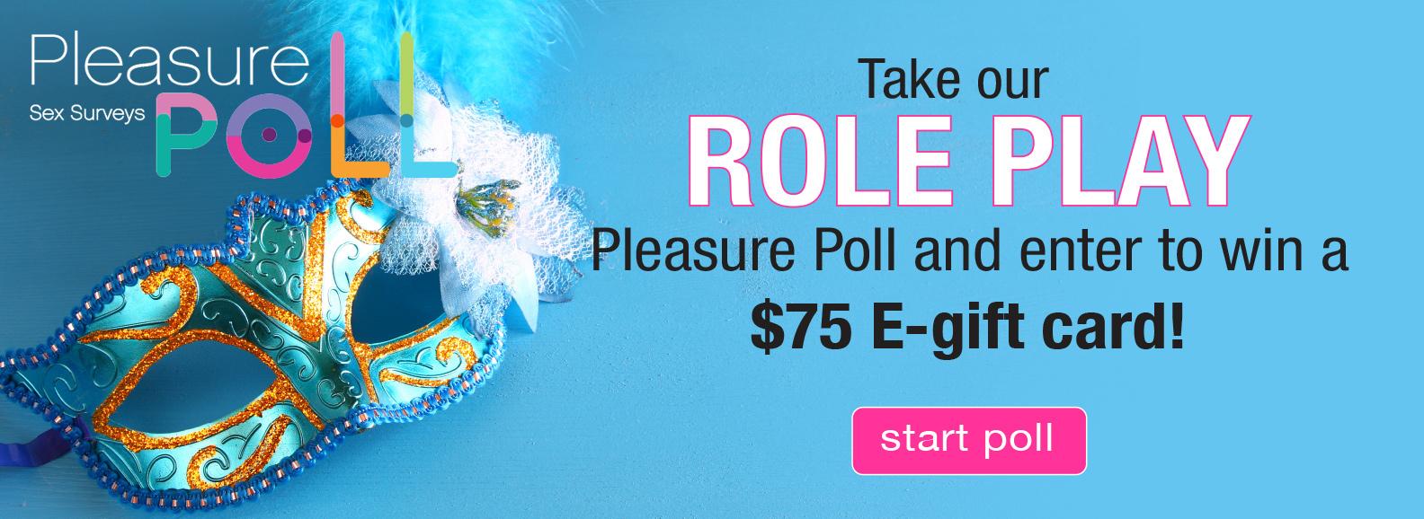 Pleasure Poll Survey