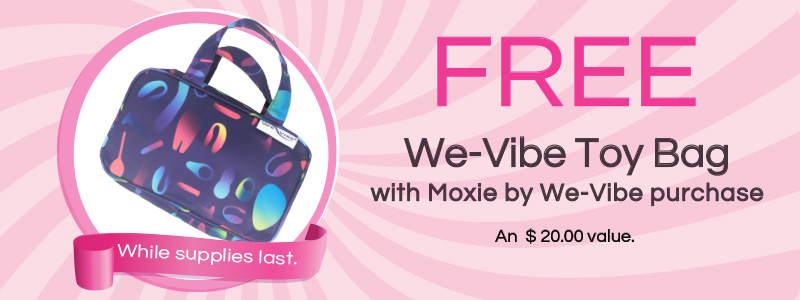 We-Vibe Gift With We-Vibe Wand Purchase