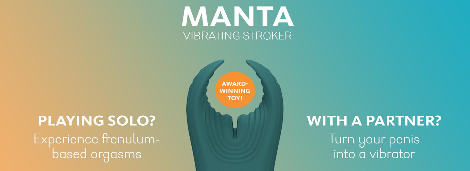 Fun Factory Manta Vibrator
