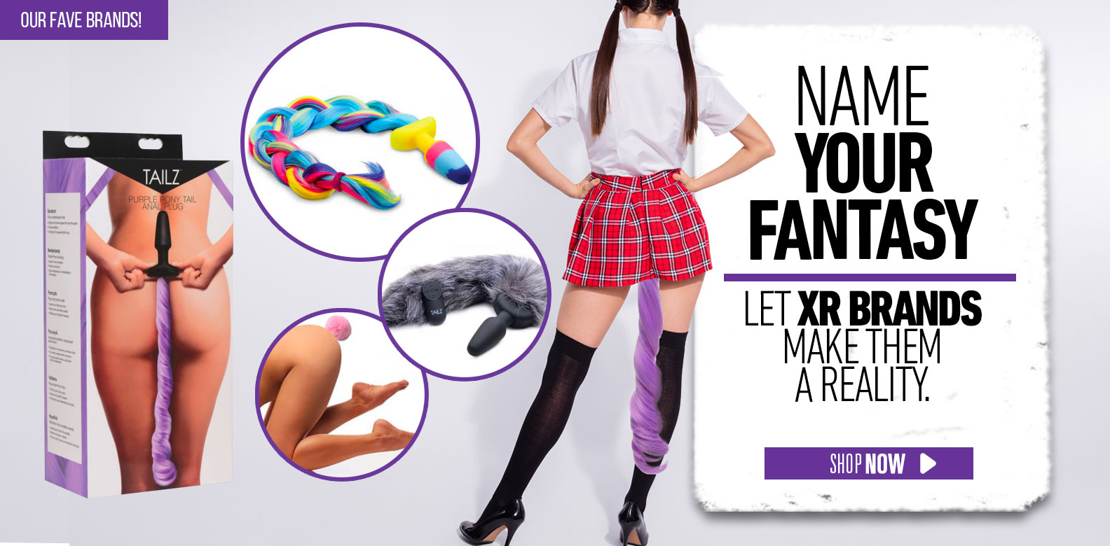 Name Your Fantasy - XR Brands