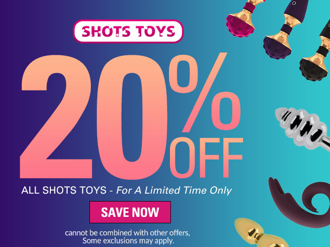 20% Off Shots Toys