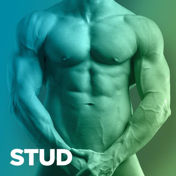 Man Squeeze Stud