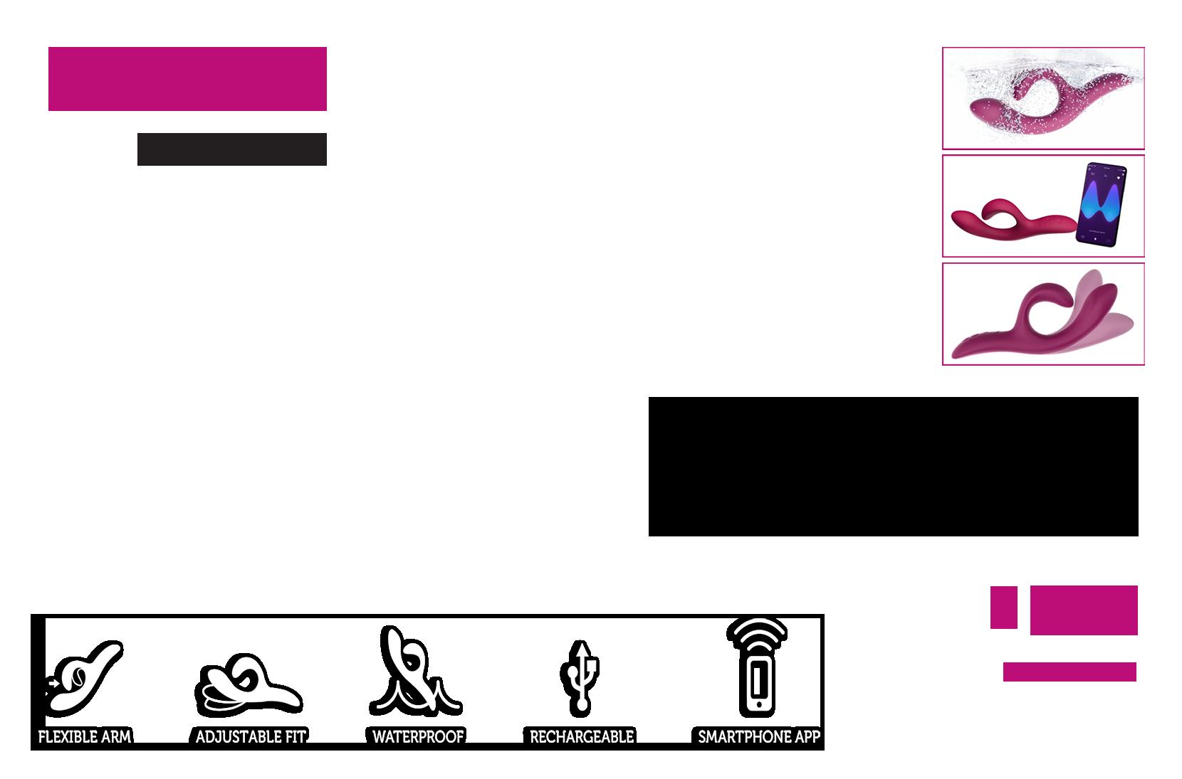 Nova by We-Vibe