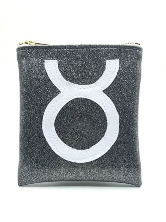 Taurus Astrology Mini Clutch