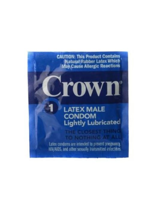 Skinless Skin Crown Condoms Image 0