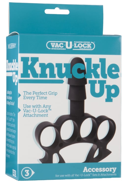 Knuckle Up Vac-U-Lock™ Attatchment Image 2