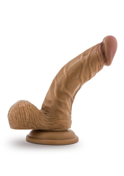"Silicone Willy's - 6.5"" Silicone Dildo With Balls Image 8"