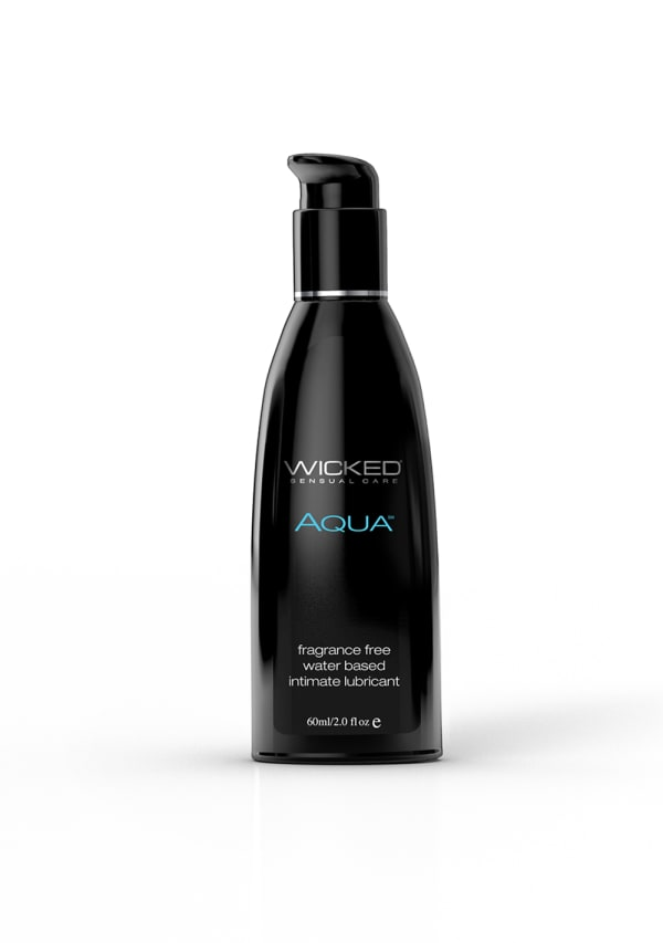 Wicked Sensual Aqua Water-Based Lubricant Image 0