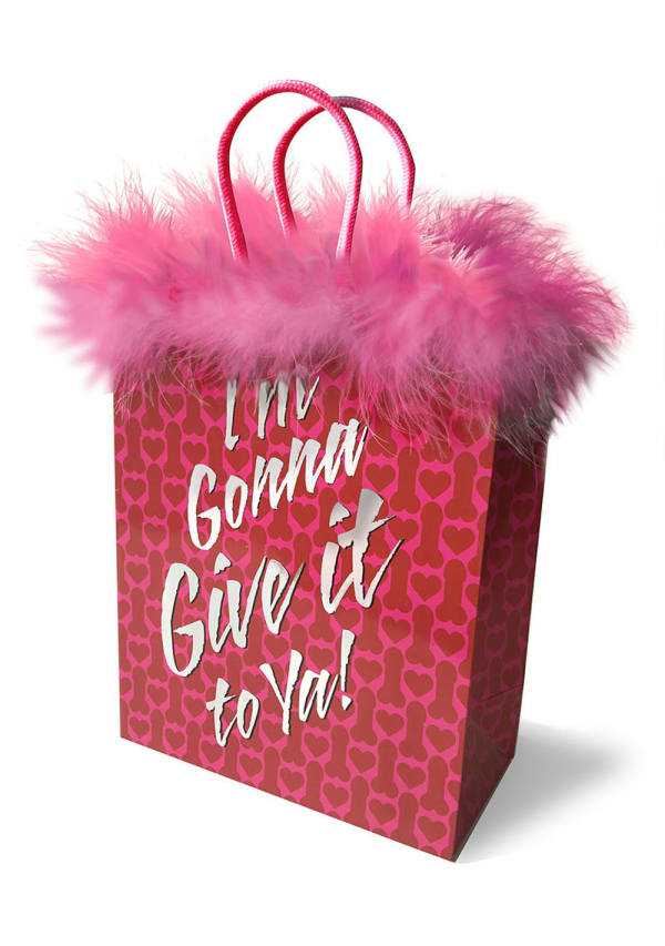 I'm Gonna Give It To Ya! Gift Bag Image 0