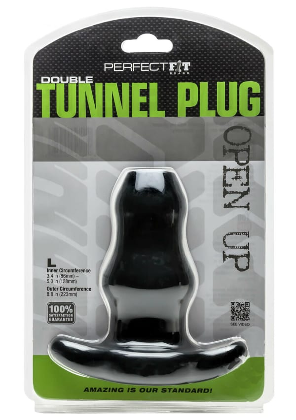 Double Tunnel Plug Image 13