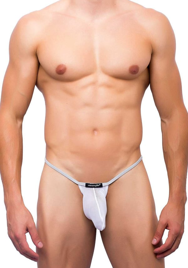 Joe Snyder Thong Sock It Image 18