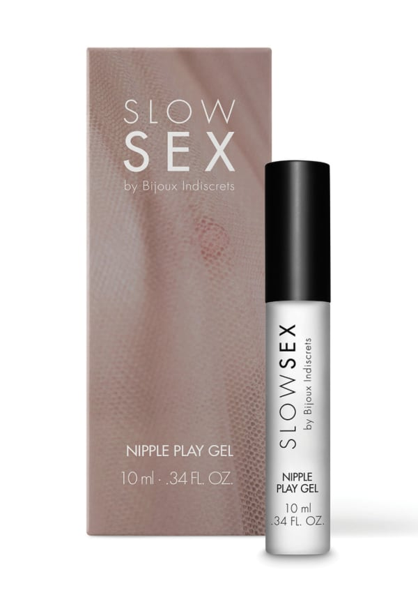 Bijoux Indiscrets Slow Sex Nipple Play Gel Image 0