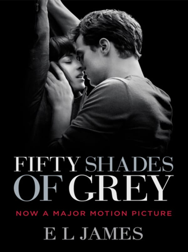 Fifty Shades of Grey: Volume 1 - Movie Edition Cover Image 0