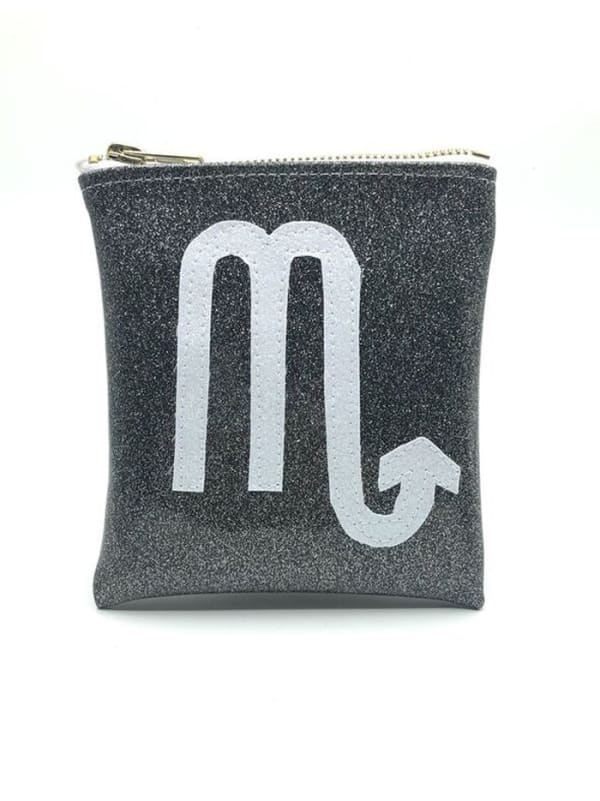 Scorpio Astrology Mini Clutch Image 0
