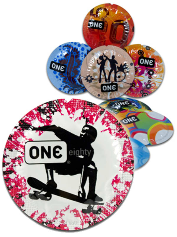 ONE Pleasure Dome Condoms Image 0