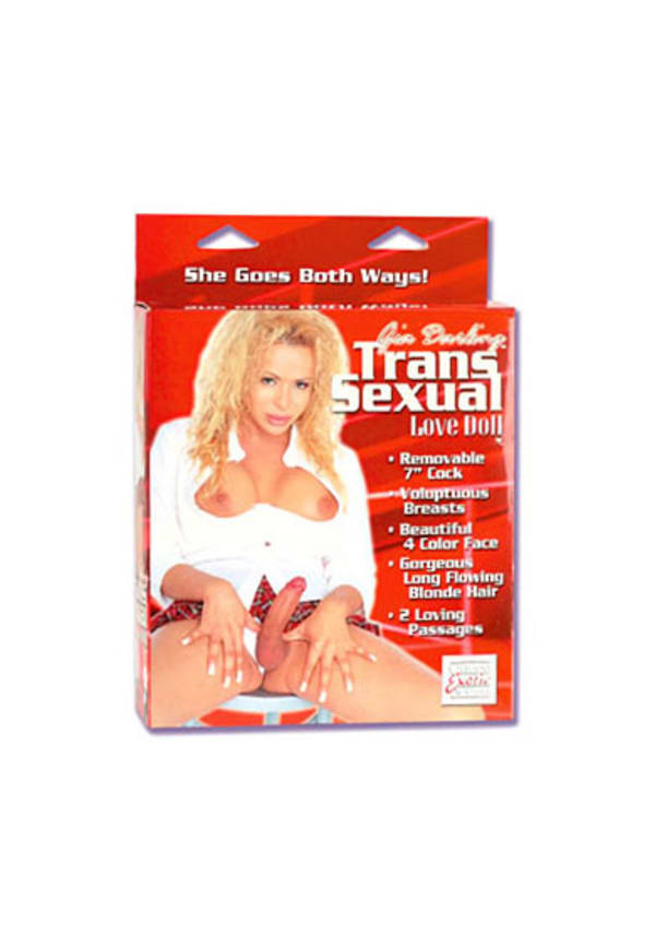 Gia Darling Transsexual Love Doll Image 0