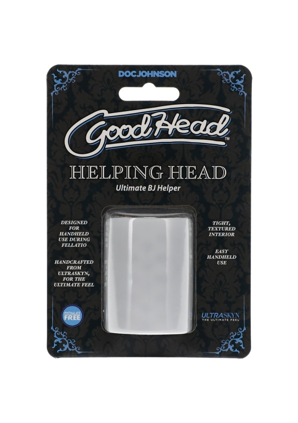 GoodHead™ - ULTRASKYN™ Helping Head Image 2
