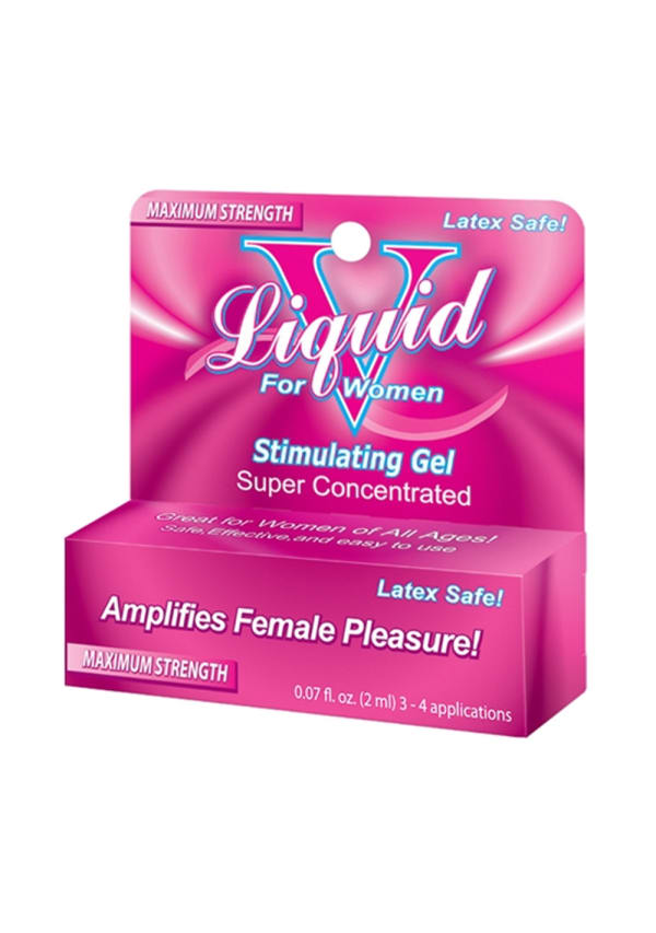 Liquid V for Women  - 1 Packet Box Image 0