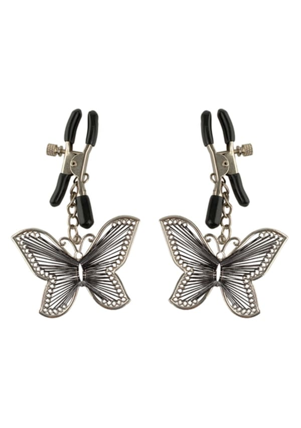 Beautiful Butterfly Nipple Clamps Image 0
