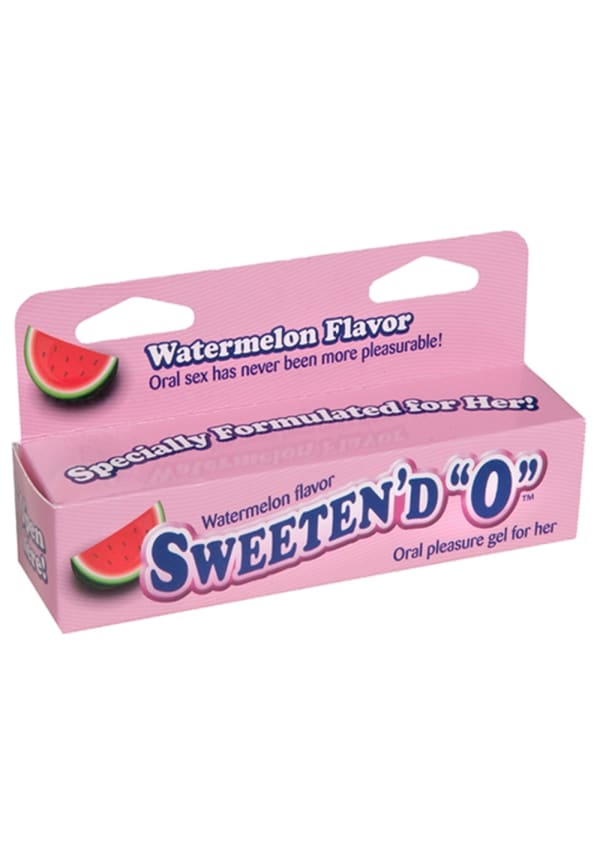 Sweeten'd O Gel for Her - Watermelon Image 0