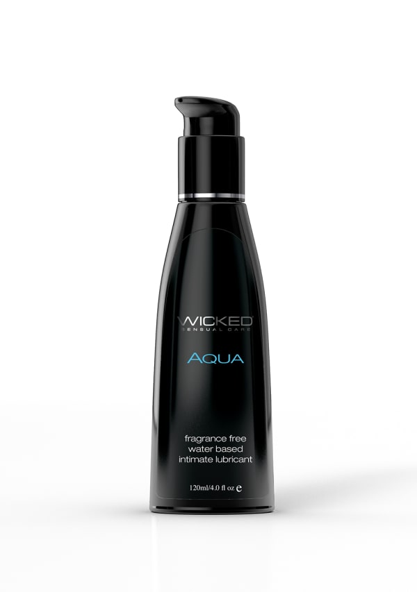 Wicked Sensual Aqua Water-Based Lubricant Image 1