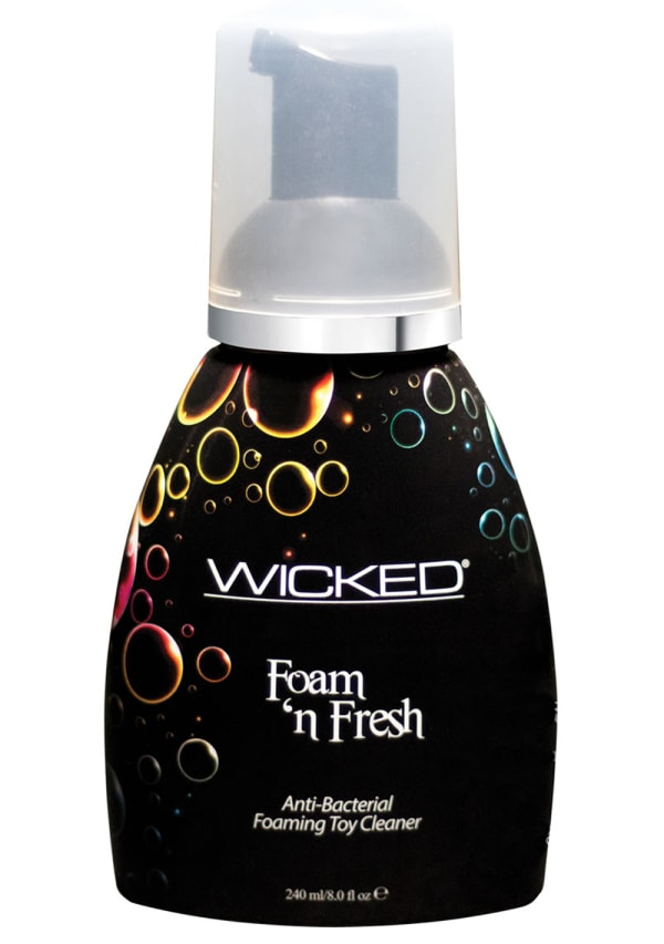 Wicked Foam n' Fresh Toy Cleaner Image 0