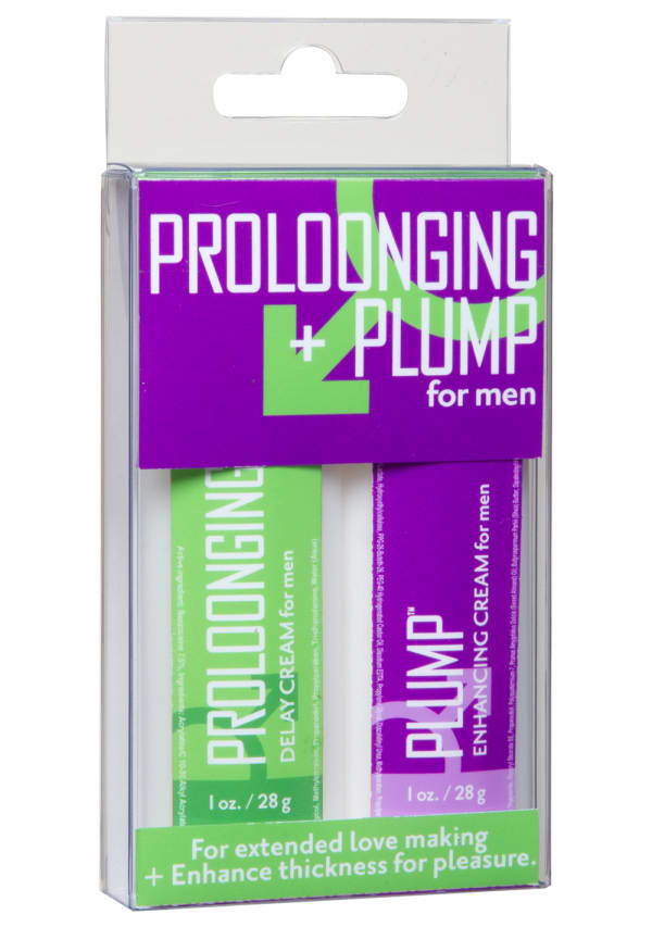 Prolonging and Plump Cream for Men - 2 Pack Image 1