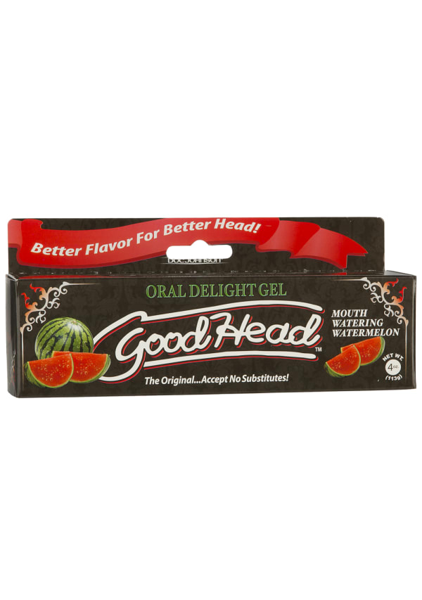 GoodHead™ Oral Delight Gel Image 3