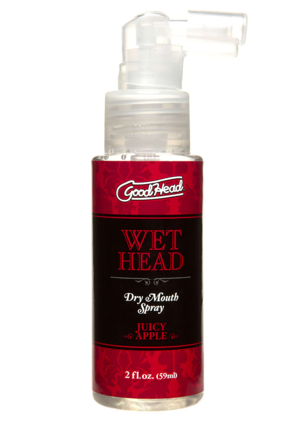 GoodHead™ Wet Head Dry Mouth Spray Image 0