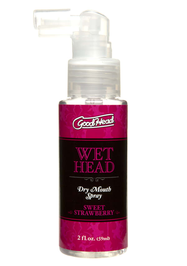 GoodHead™ Wet Head Dry Mouth Spray Image 2