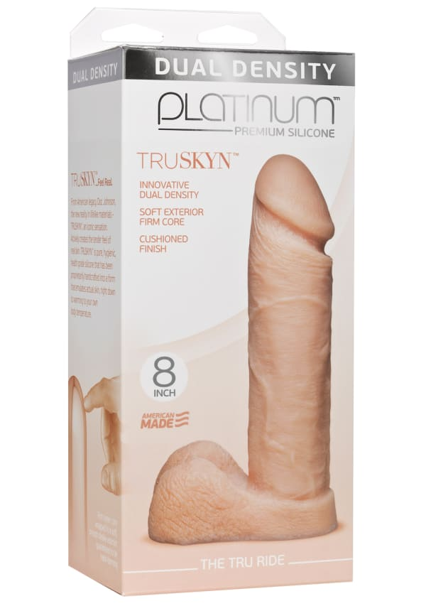 Platinum™ Premium Silicone - The Tru Ride Image 2
