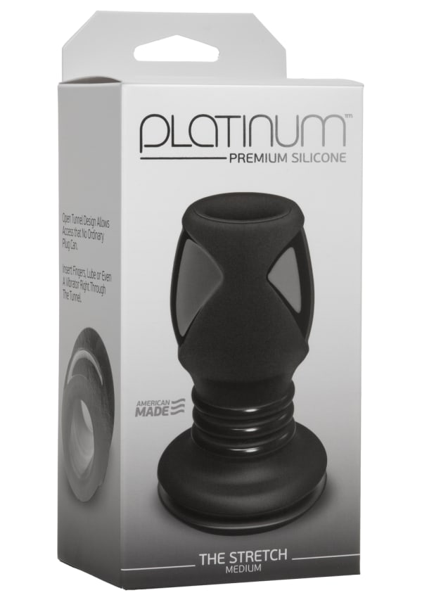 Platinum™ Premium Silicone - The Stretch - Medium Image 1